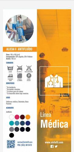 traje de bioseguridad antifluido (lavable)