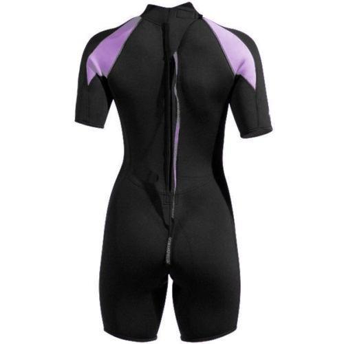 traje de buceo neosport 3mm para mujer 0504