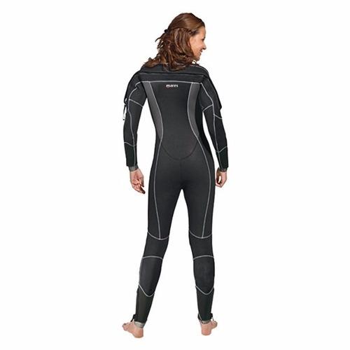 traje de buceo semi seco mares flexa therm 6.5 mm. mujer