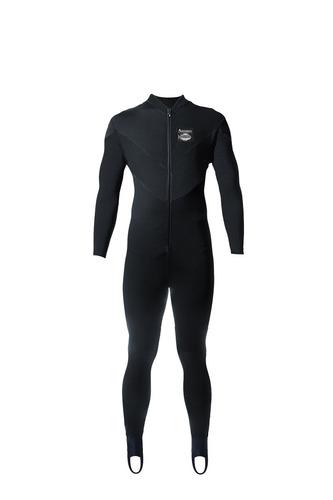 traje de cuerpo completo aeroskin spine-kidney (negro, xx-gr