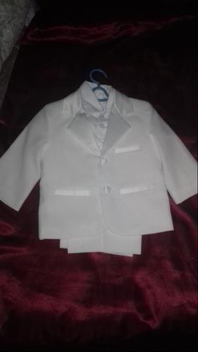 traje de gala de niño