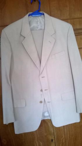 traje de hombre