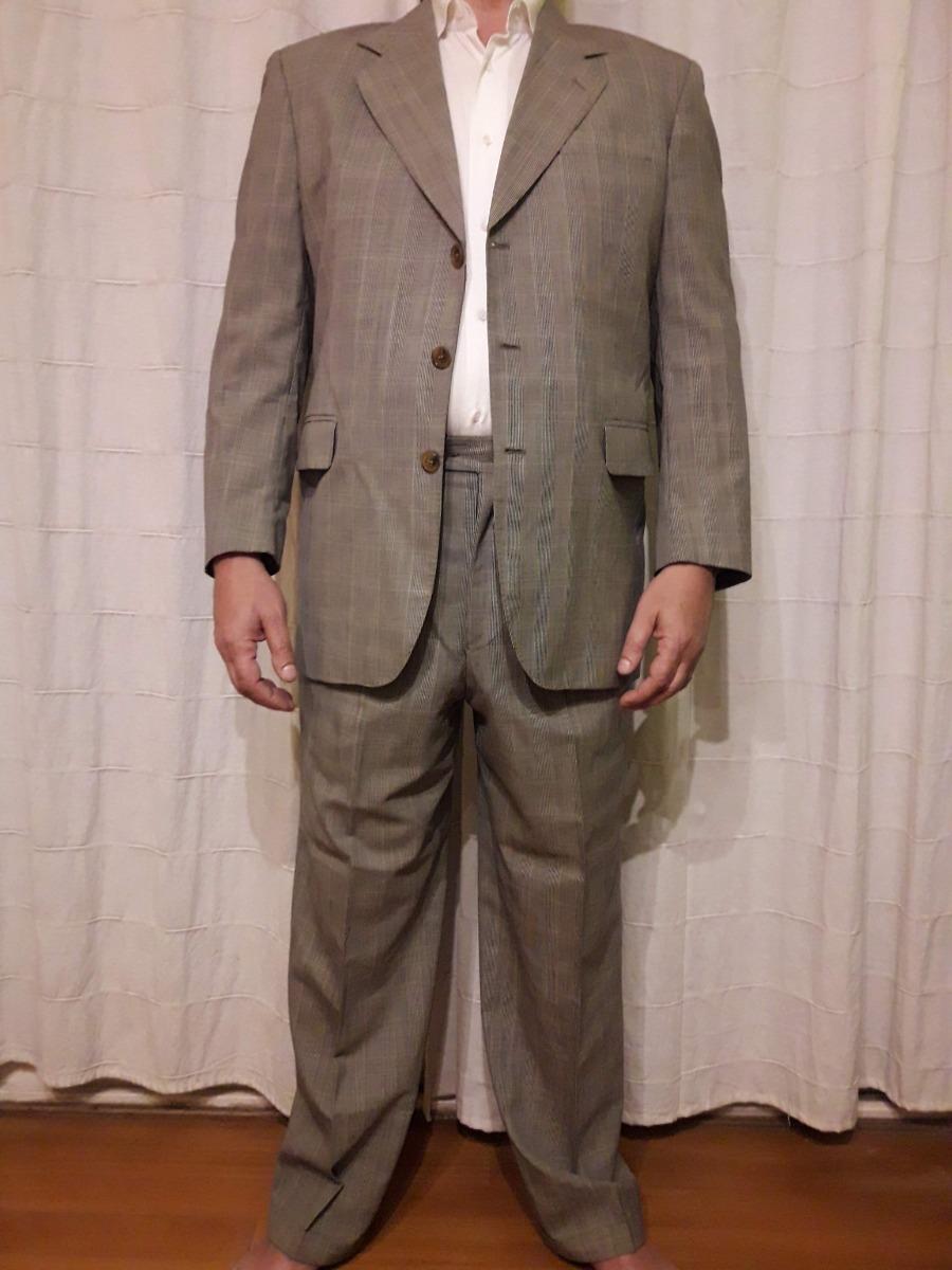 8616457e47cd1 traje de hombre christian dior principe de gales talle 50 52. Cargando zoom.