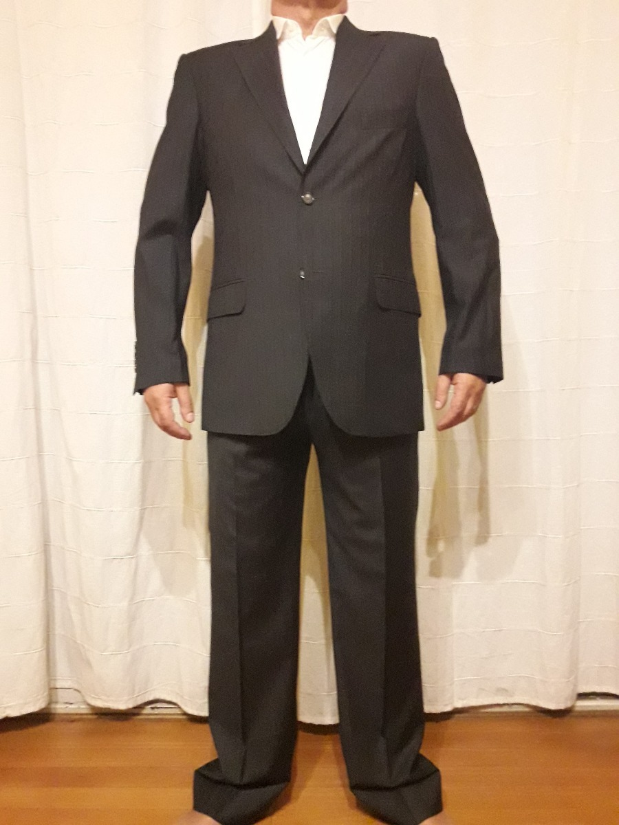 cf27f2b498a9d traje de hombre christian dior talle 50. Cargando zoom.