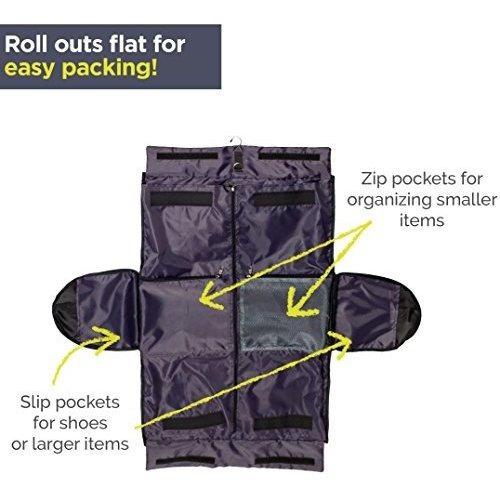 traje de la bolsa de ropa de baglane military travel duffel
