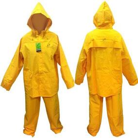 imágenes detalladas a pies en venta reino unido Traje De Lluvia Imper Resist Pvc / Polyester Azul O Amarillo