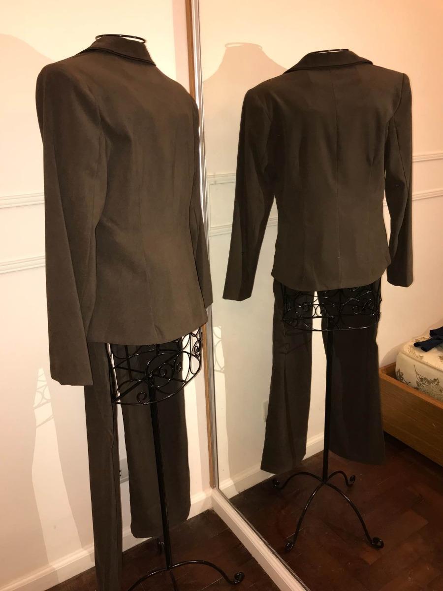 marrón color de chocolate zoom Cargando traje mujer Pq8wTpa a441840aeb51
