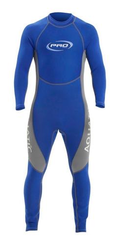 traje de neoprene 3.2 mm aquatic talle s