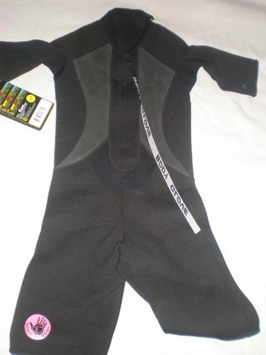 traje de neoprene para niños entre 8 y 10 años