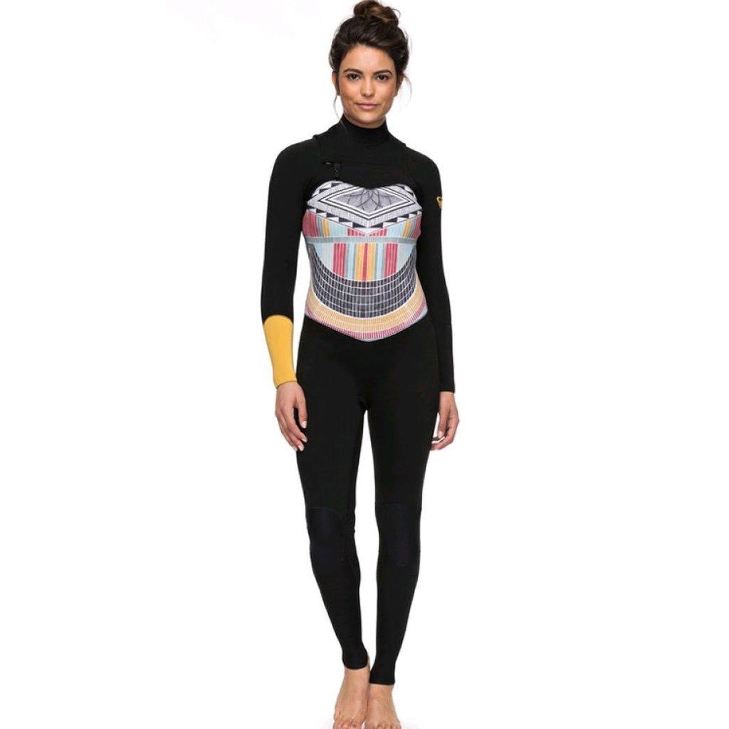 2b528cb89c9 traje de neoprene roxy mujer 3 2 pop surf cierre en pecho. Cargando zoom.