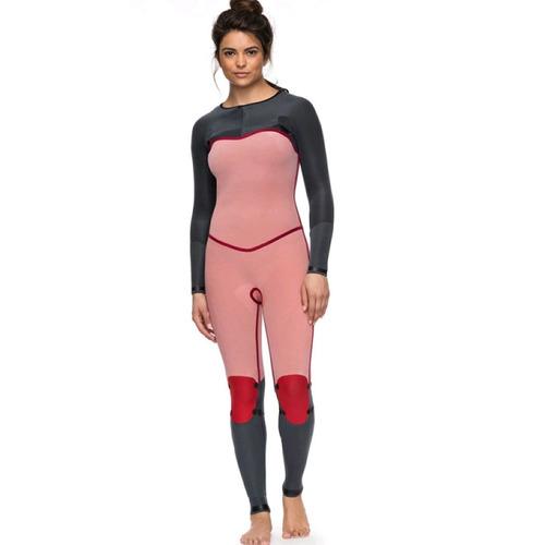 9f2900ee26c Traje De Neoprene Roxy Mujer 3 2 Pop Surf Cierre En Pecho -   16.200 ...