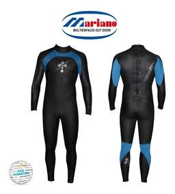 0b12e0e93362 Traje De Neoprene Thermoskin Triathlon 4,3mm (marianooutdoor