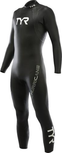 traje de neopreno tyr triathlon hurricane cat 1 hombre