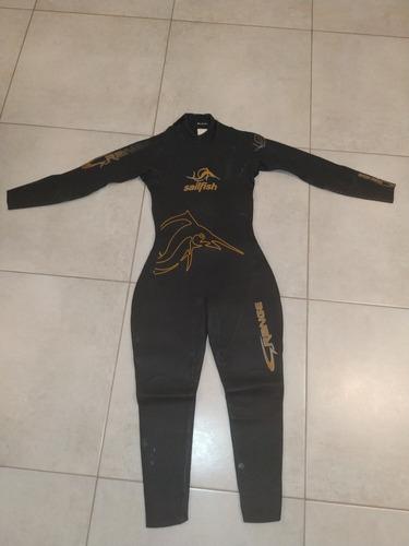 traje de neorpene sailfish g range triatlon
