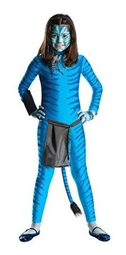 traje de nino de avatar, neytiri, grande