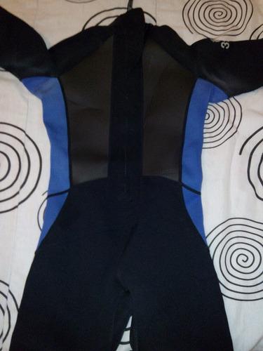traje de surf 3/2 corto como nuevo!