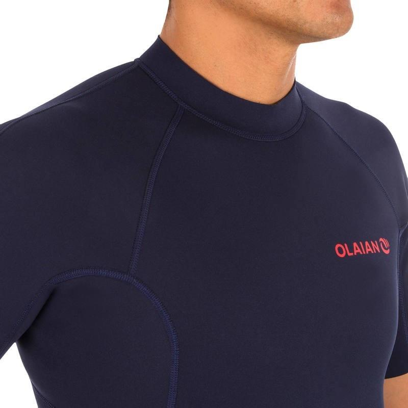 cc87a44275ffc traje de surf tipo boxer 100 neopreno 1.5 mm hombre azul. Cargando zoom.