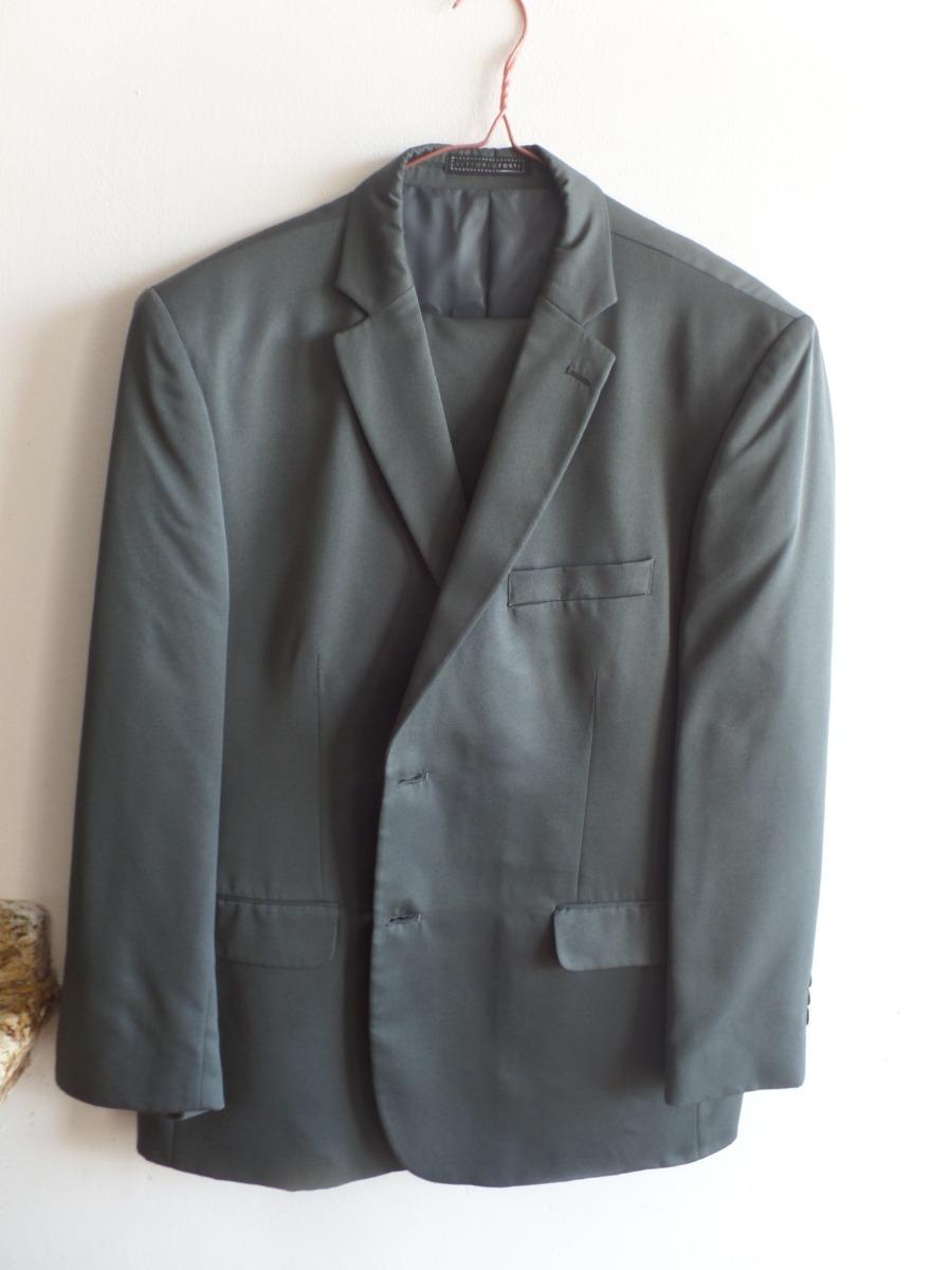 traje de vestir para caballero t-m color gris. Cargando zoom. 25b0077af51