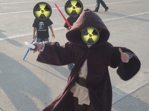 traje / disfraz de starwars