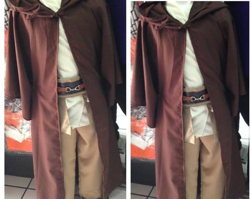 traje disfraz jedi star wars obi wan para niño envio gratis