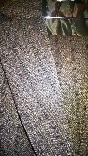 traje elegante conjunto mujer saco pantalón invierno