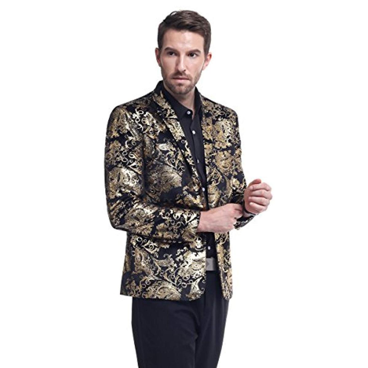 Traje Elegante Hombre De Vestir Casual Lujo