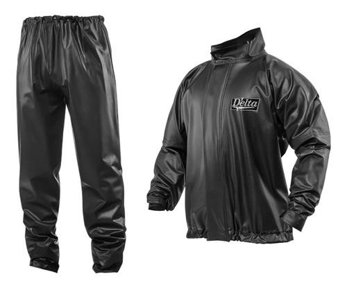 traje equipo lluvia moto impermeable delta talle xxl