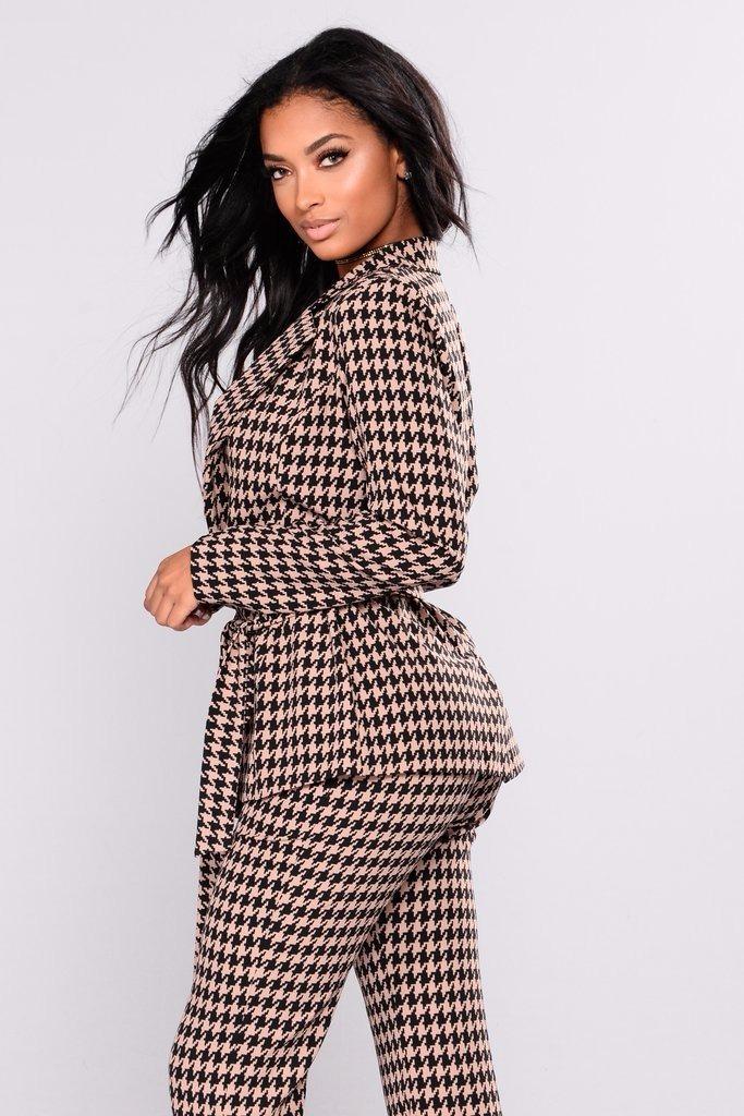traje formal mujer conjunto elegante oficina blazer pantalon. Cargando zoom. 99fcbb4e1d3c