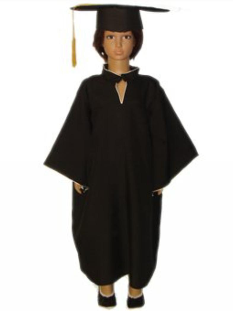 0cb0875286 traje graduacion toga y birrete niños envio gratis. Cargando zoom.