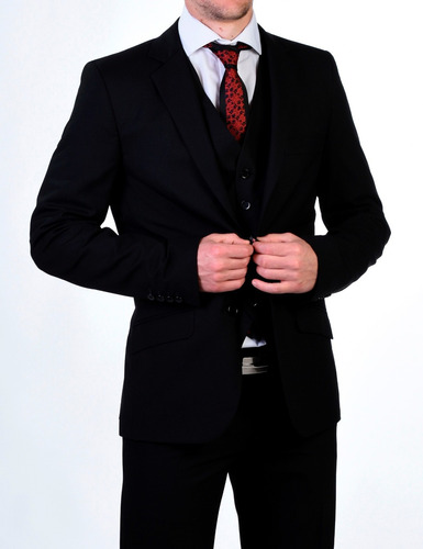 traje hombre ambo da1979 corte entallado slim fit