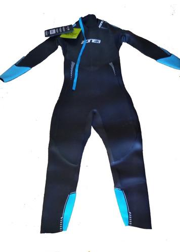 traje neopreno natación agua abiertas -triatlón. mujer nuevo