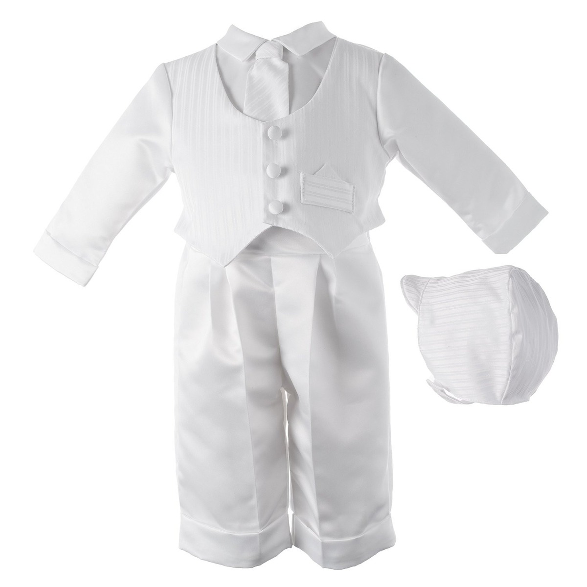dd05487e0 Traje Niño Infantil Bautizo Blanco Ropa Edad 6 A 9 Meses -   456.110 ...