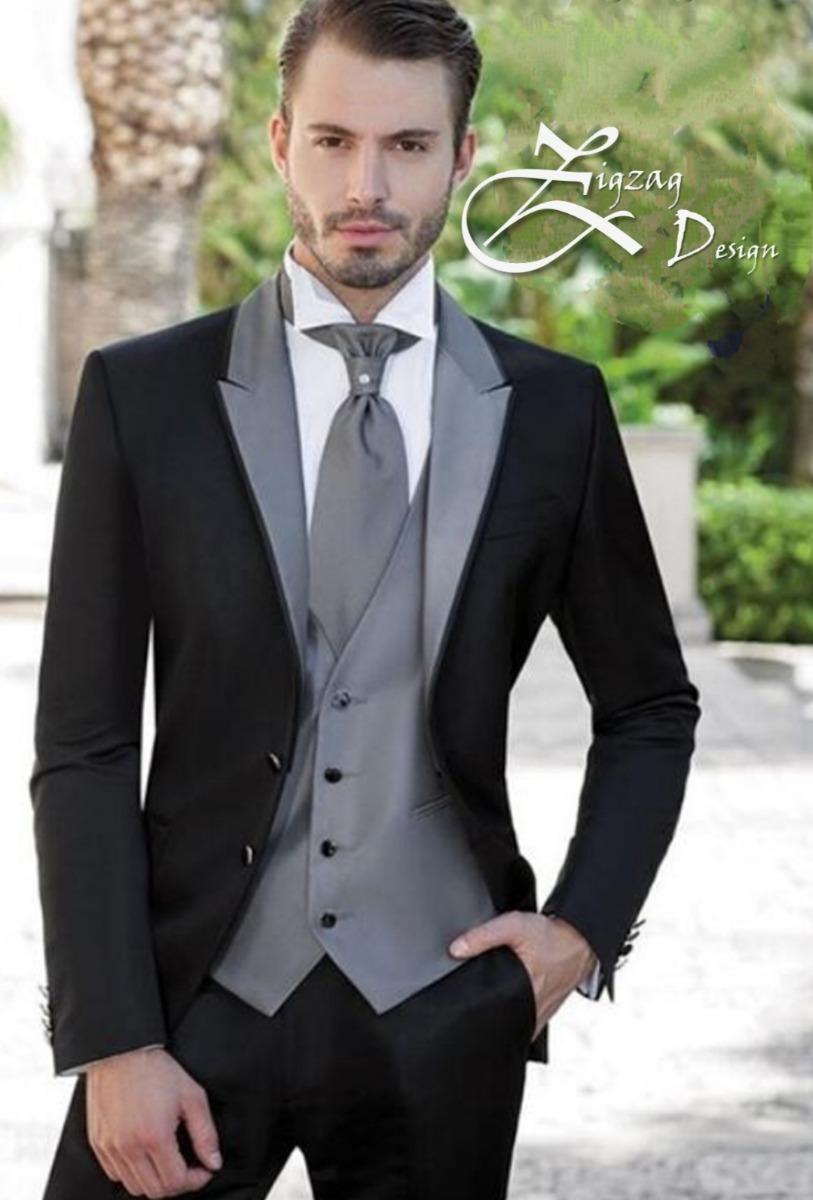 diversos estilos fotos oficiales moda caliente Traje Novio Boda Slim Fit Moderno Completo Linea Europa