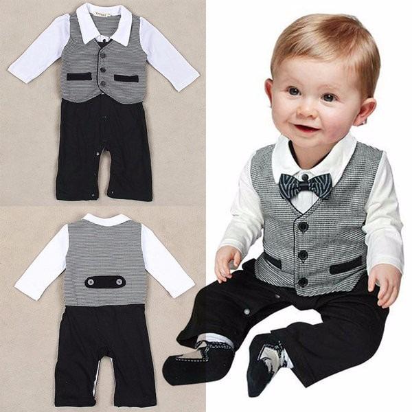 ropa de bebe elegante