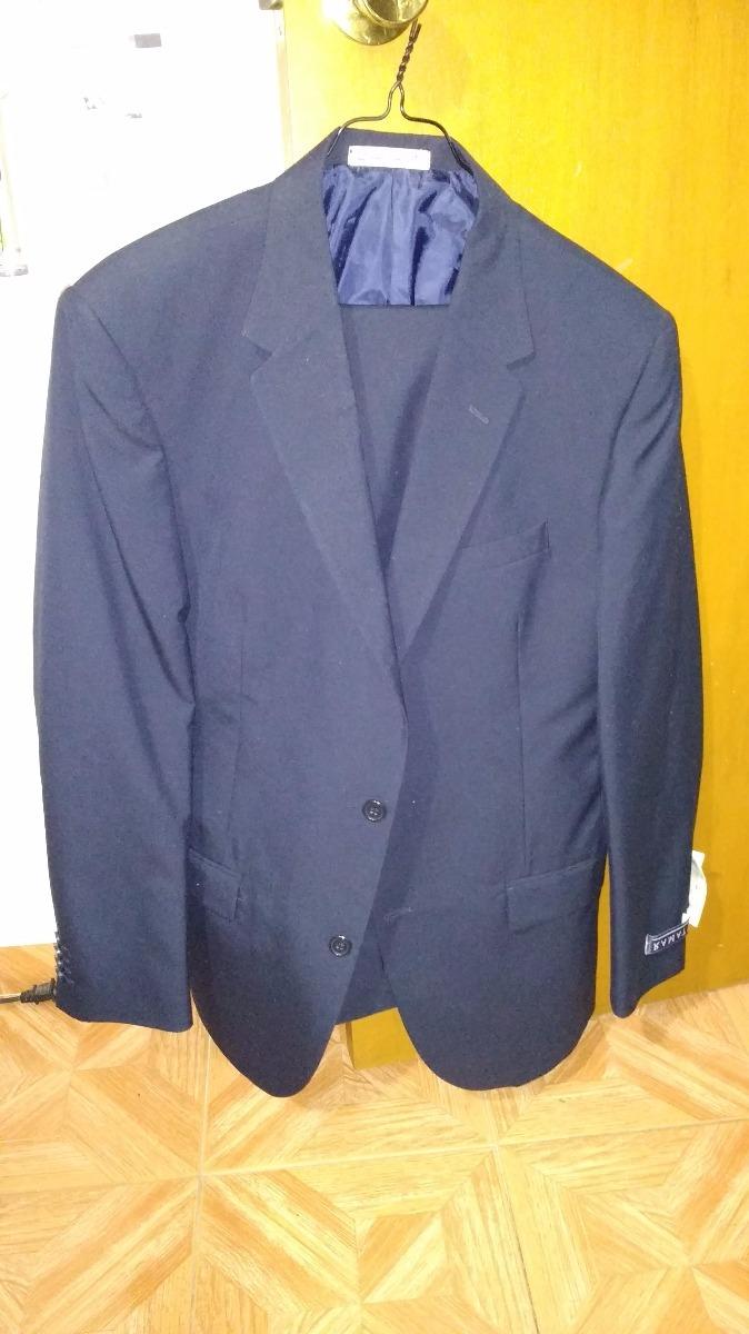 Traje Para Caballero Azul De 2 Piezas -   740.00 en Mercado Libre 9c11d028d71