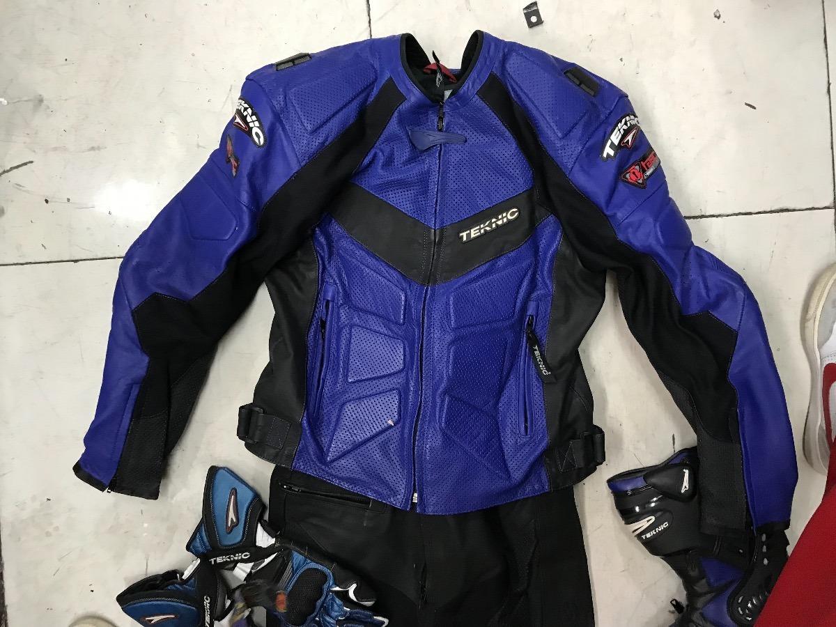 002f83ef745 ... botas y guantes teknic como nuevo 2 pza. Cargando zoom... traje para  moto. Cargando zoom.