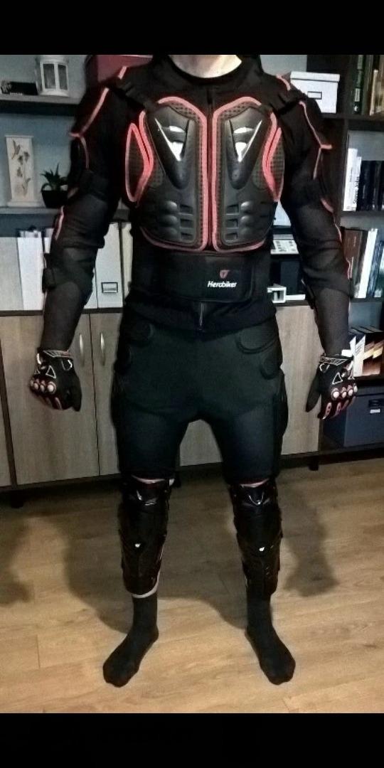 31a66102d6b traje para motociclista equipo acorazado para moto. Cargando zoom.