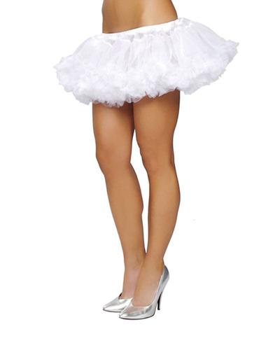 traje roma traje partido de halloween mujeres enaguas blanco
