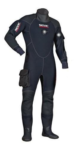 traje seco seac-sub warm dry para buceo - tusa argentina