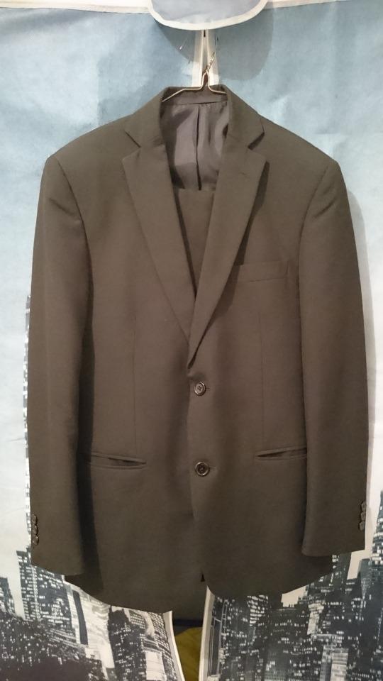 4a83e21ccd39f Traje Sonneti (men s Factory) 36-r Usado Negro Slim Fit -   500.00 ...