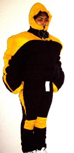 traje suit himalaya casaca nieve alta montaña 30 bajo cero