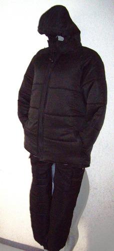 traje suit para nieve esquí termico  alta montaña bajo cero