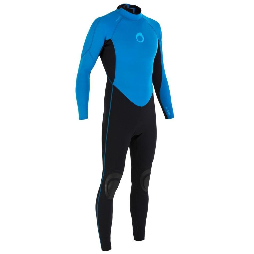 23ba99e4255d4 traje surf 100 neopreno 2 2 mm hombre azul. Cargando zoom.