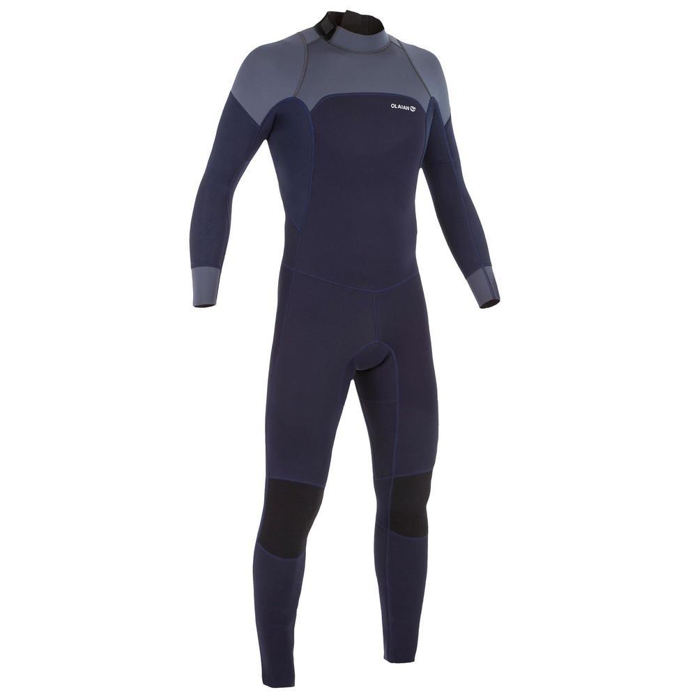6832431505b0e traje surf 500 neopreno 3 2 mm hombre azul marino. Cargando zoom.