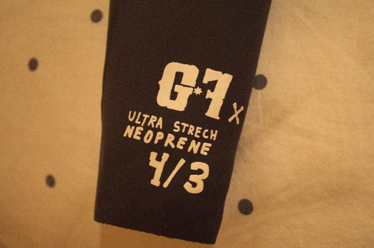 Traje Surf Stoked G7 X 4 3 Como Nuevo Conversable!! -   70.000 en ... 3ddb385bede