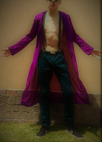 traje the joker, el guason by jared leto