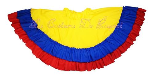 traje tipico de colombia, la costura de raymi