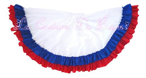 traje tipico de venezuela, la costura de raymi.