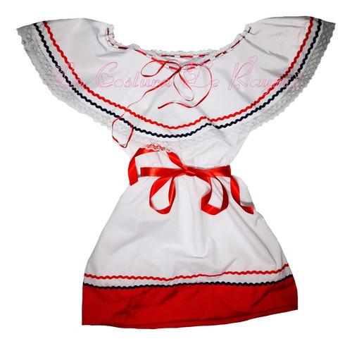 traje típico fiestas patrias, la costura de raymi.