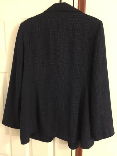 traje vestido de mujer espirit talla 42